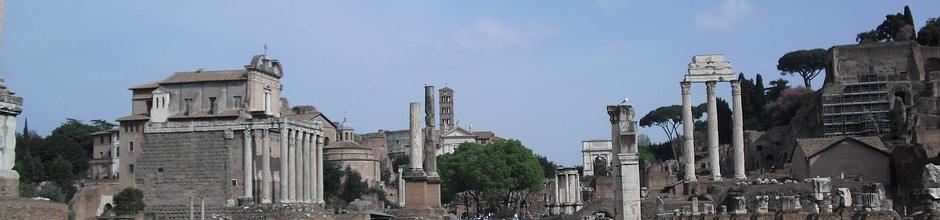 Tourist Guide Rome: sightseeings and tourist informations about Rome